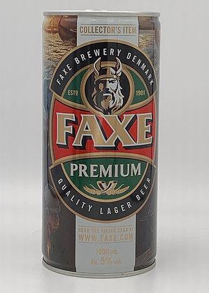 丹麥牛角啤酒(1000ml)