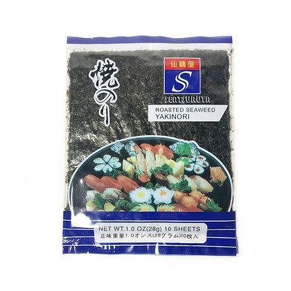 仙鶴屋 - 壽司紫菜