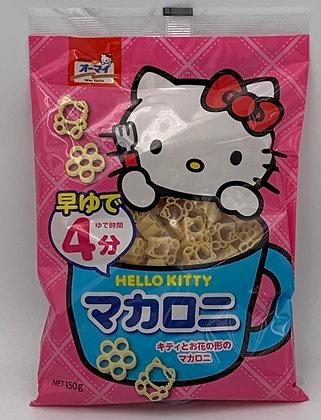 Hello Kitty 花形狀通粉