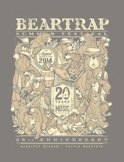 20 bears for 20 years