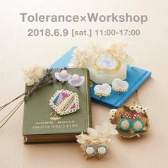 Tolerance×Workshop