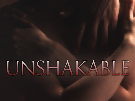 Cover Reveal for Unshakable