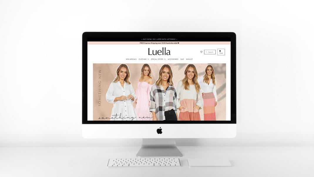 Luella Boutique