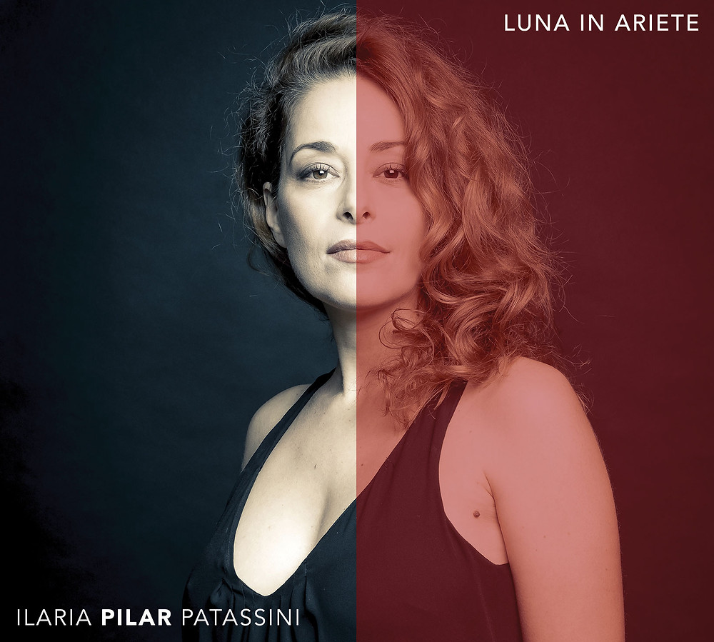 "La cover dell'album ""Luna in Ariete"""