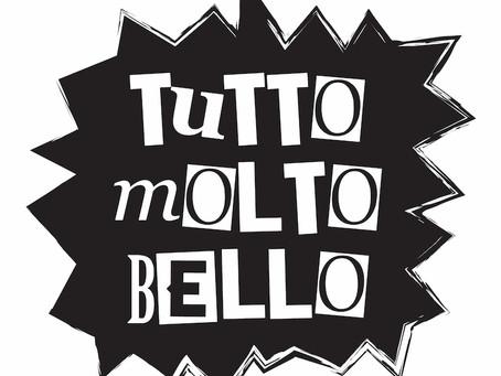 TUTTO MOLTO BELLO: al via Venerdì 14 Settembre il festival artistico bolognese