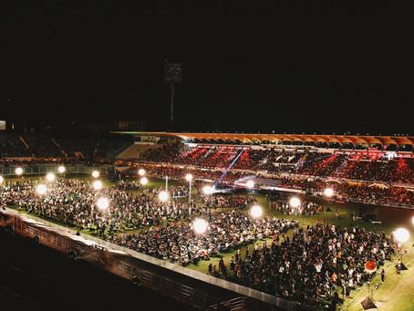 Rockin'1000 live a Firenze: il racconto dell'ultima esibizione della rock band più grande al mondo