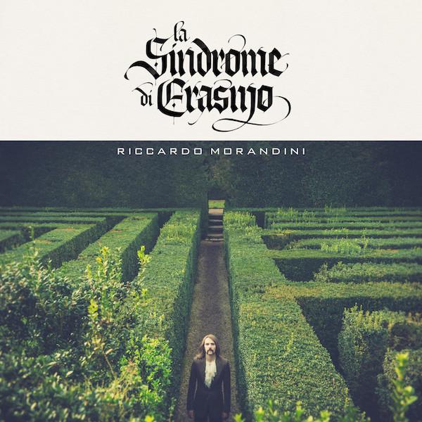 La cover de La Sindrome di Erasmo, l'album di Riccardo Morandini