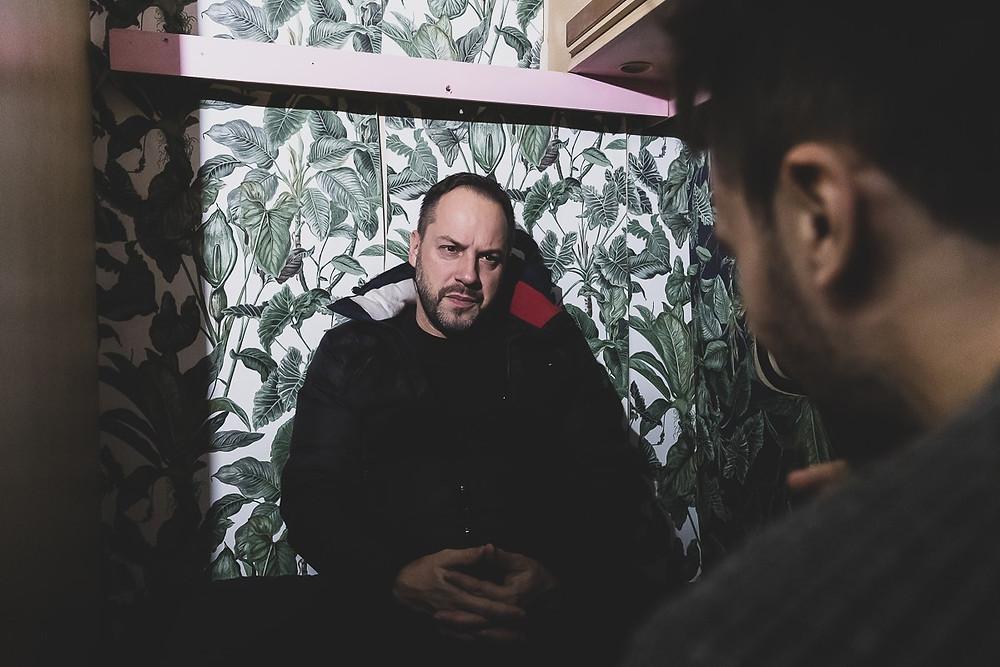 Murubutu intervistato da Sacha Tellini