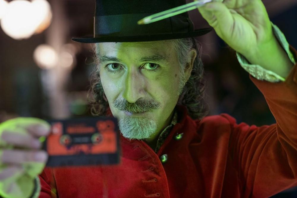 """L'autore dell'album """"Tilt"""", Pino Marino"""