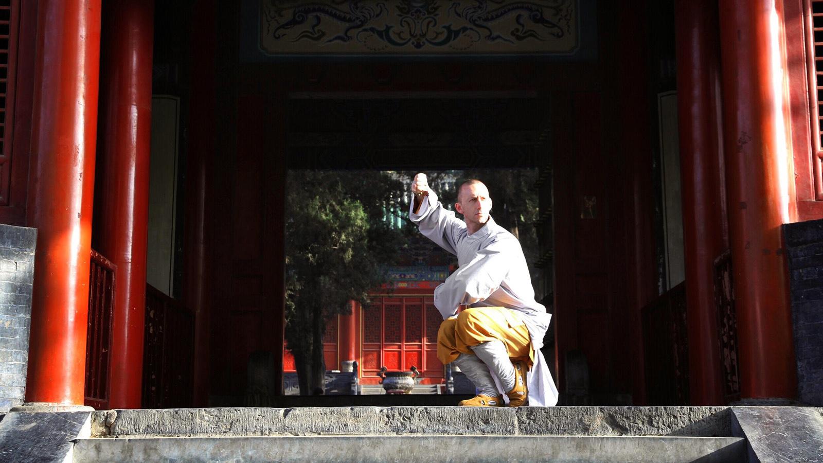 Shaolin Shi Xing Mi Walter Gjergja