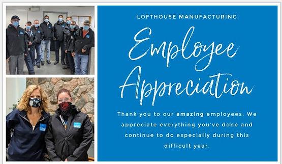 Employee Appreciation!