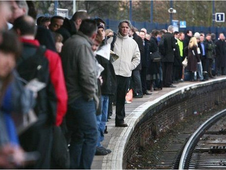 UK plan on improve on the network rail transport