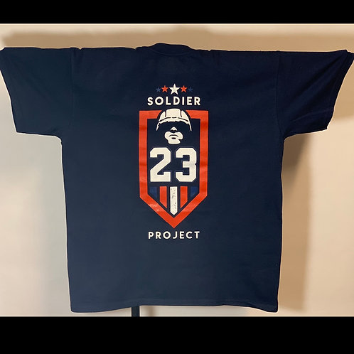 Soldier 23 Project T-Shirt