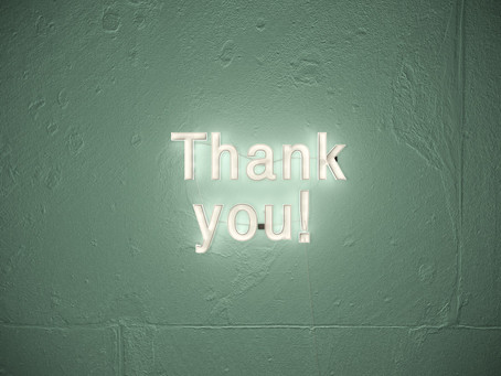 Three Ways to a Better Thank You