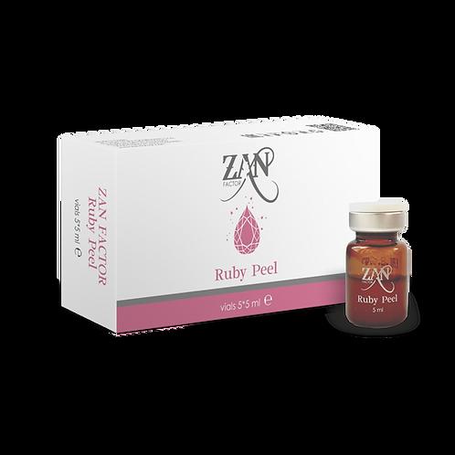 Интимный пилинг Zan Factor Ruby Peel