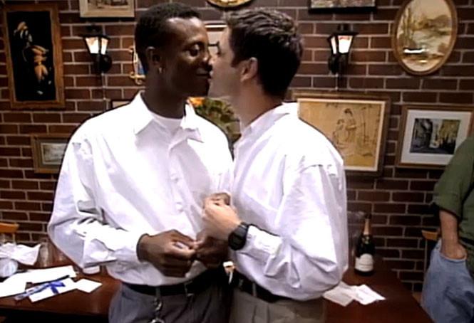 Pedro & Sean Sasser's TV Ceremony