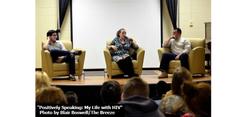 JMU Positively Speaking Panel 2011