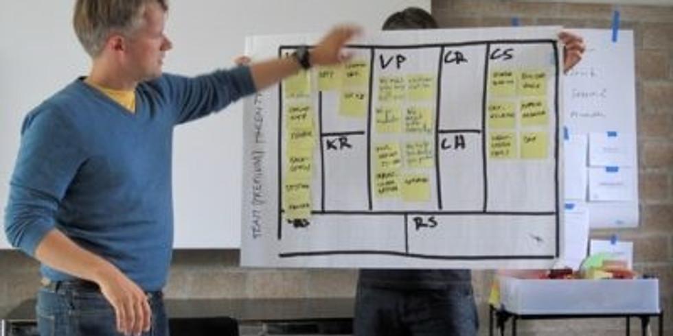 Elaborez votre projet grâce au Business Model CANVAS