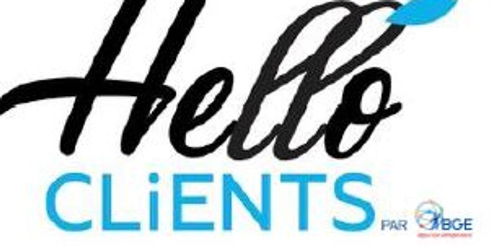 SALON : Découvrez HelloClients, votre nouveau CRM !