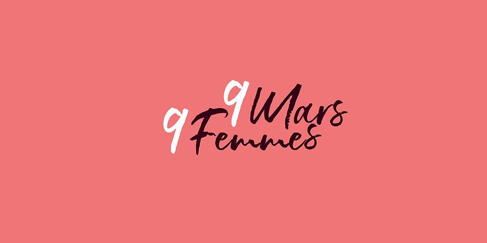 ANGERS - 9 FEMMES 9 MARS - Elles ont créé leur entreprise !