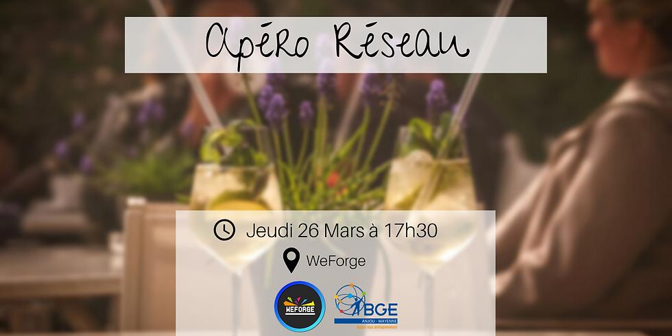 Reporté - Apéro Réseau BGE CLUB / WEFORGE