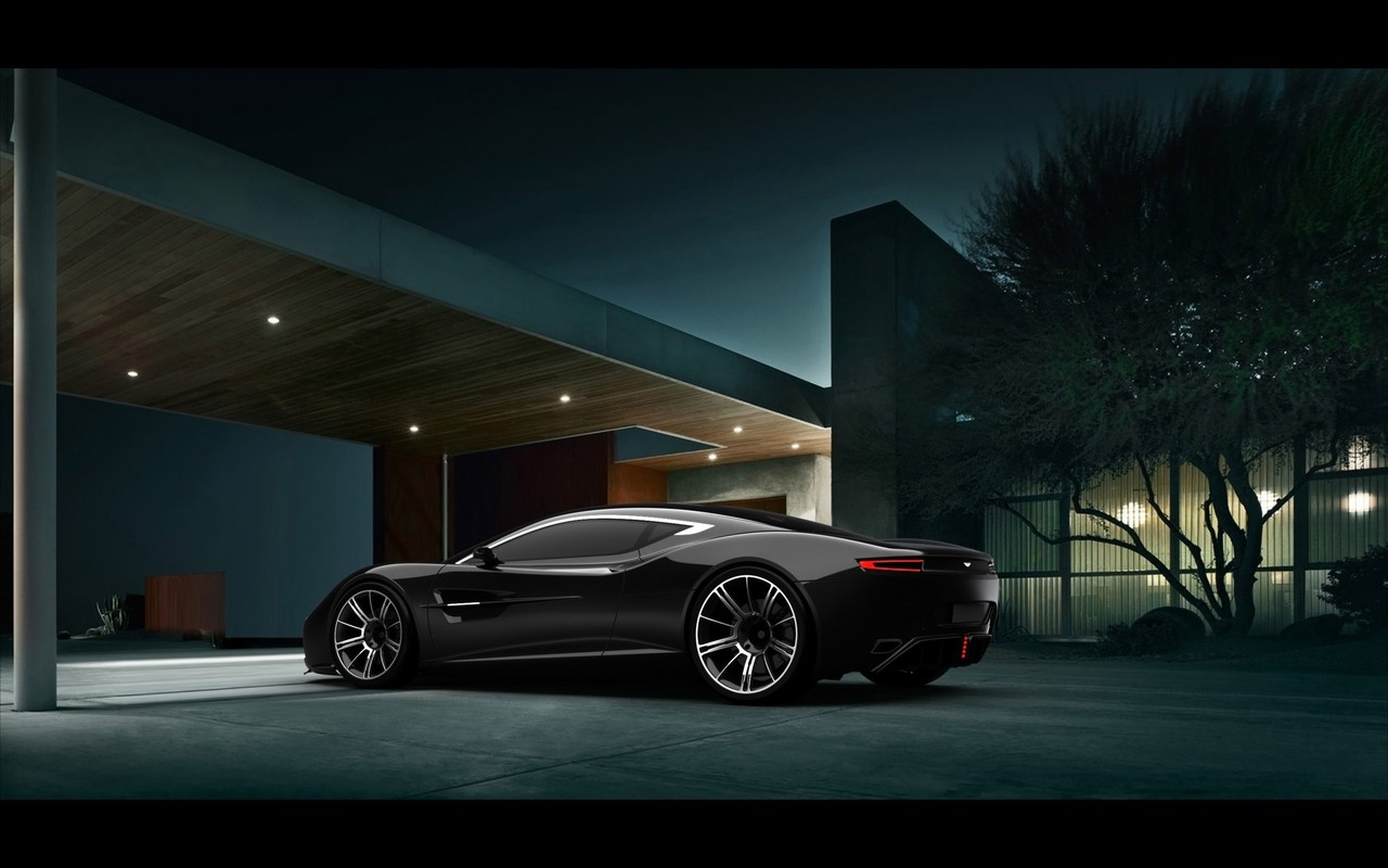 Darleen & Gregg: Aston Martin Life