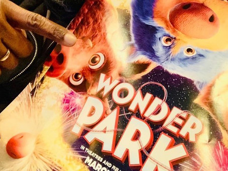 Wonder Park: See It Today!