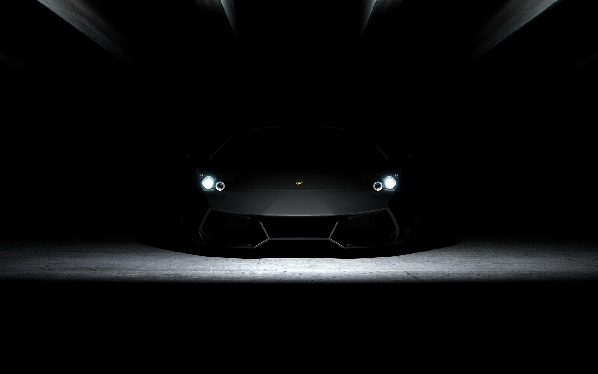 Darleen & Gregg Lamborghini BLK