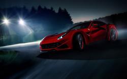 Darleen & Gregg: Ferrari Redline
