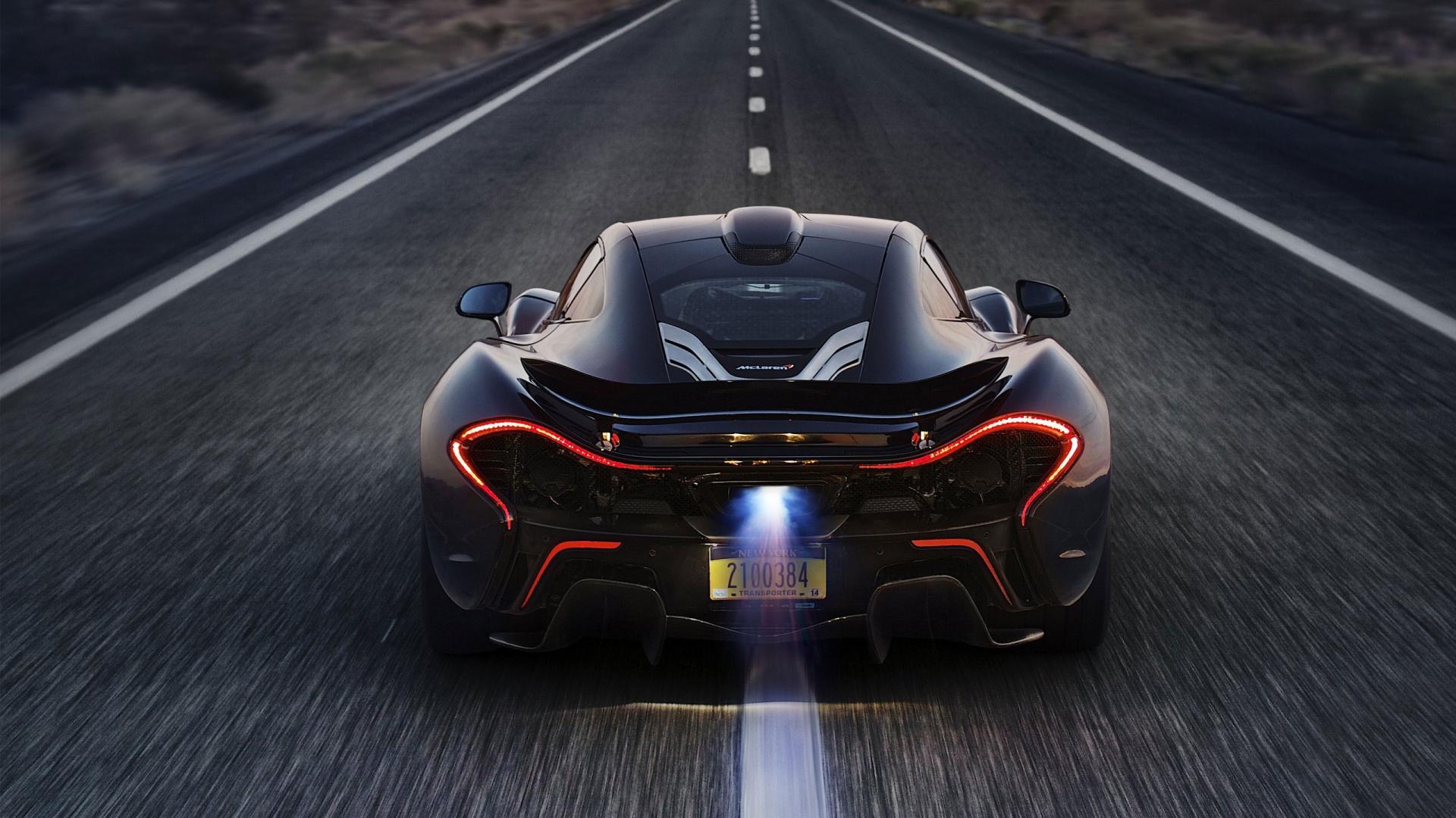 Darleen & Gregg: McLaren Infinity
