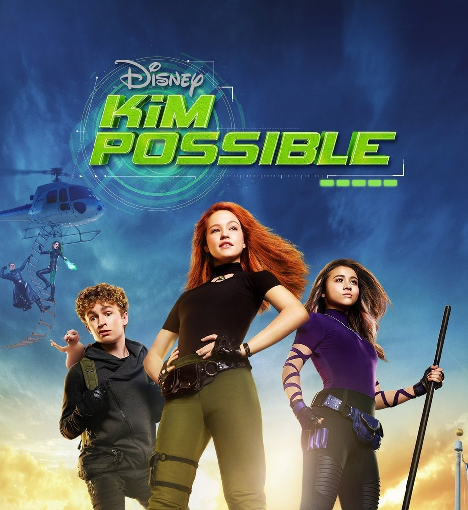 Kim Possible: Disney Channel Movie
