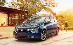 Honda Odyssey, Starting MSRP: $28,975