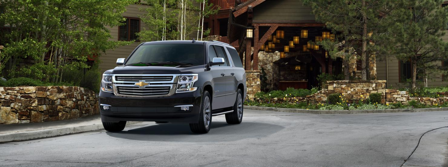 Chevy Suburban, Starting MSRP: $46,300