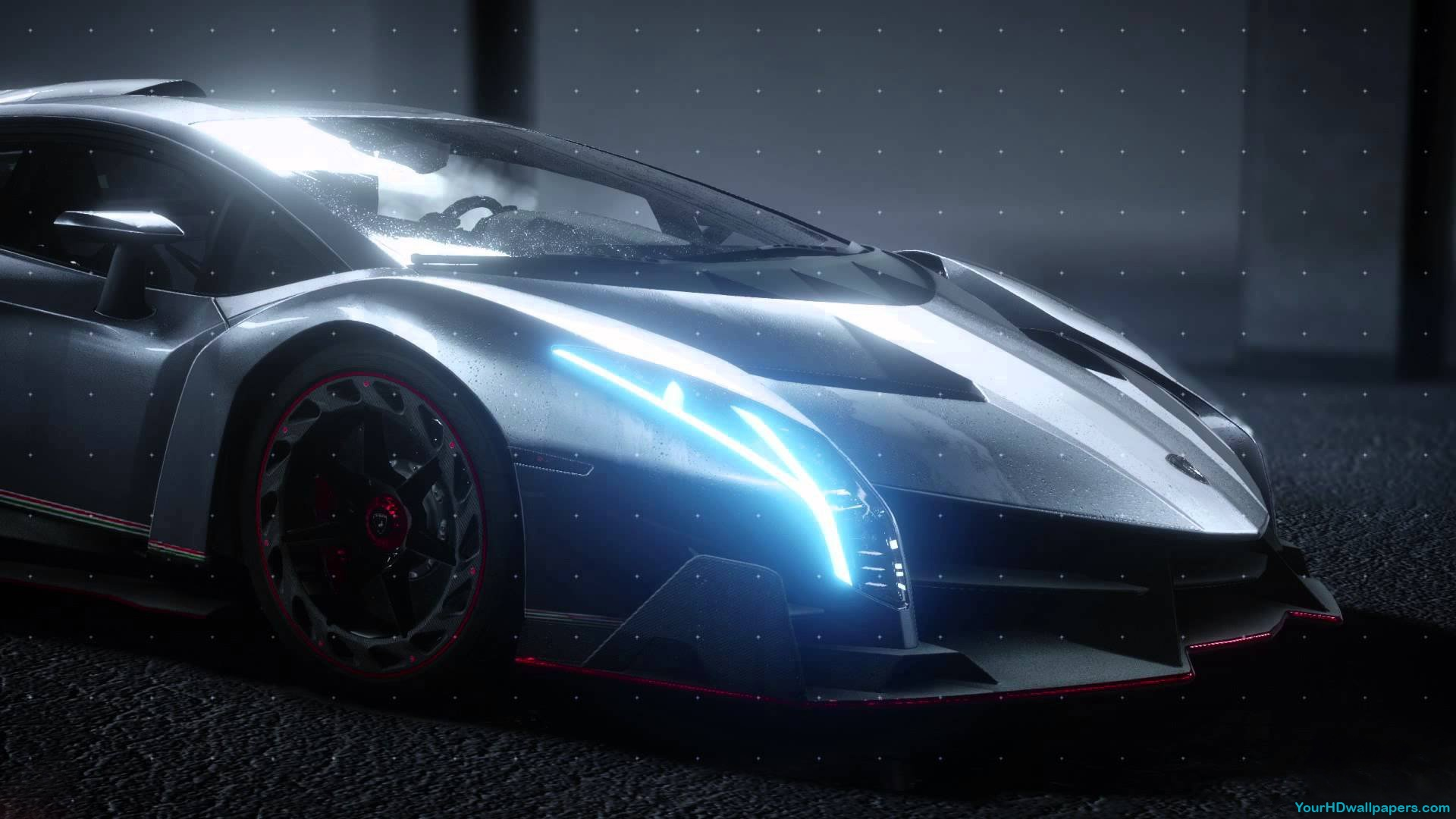 Darleen & Gregg: Lamborghini Tech