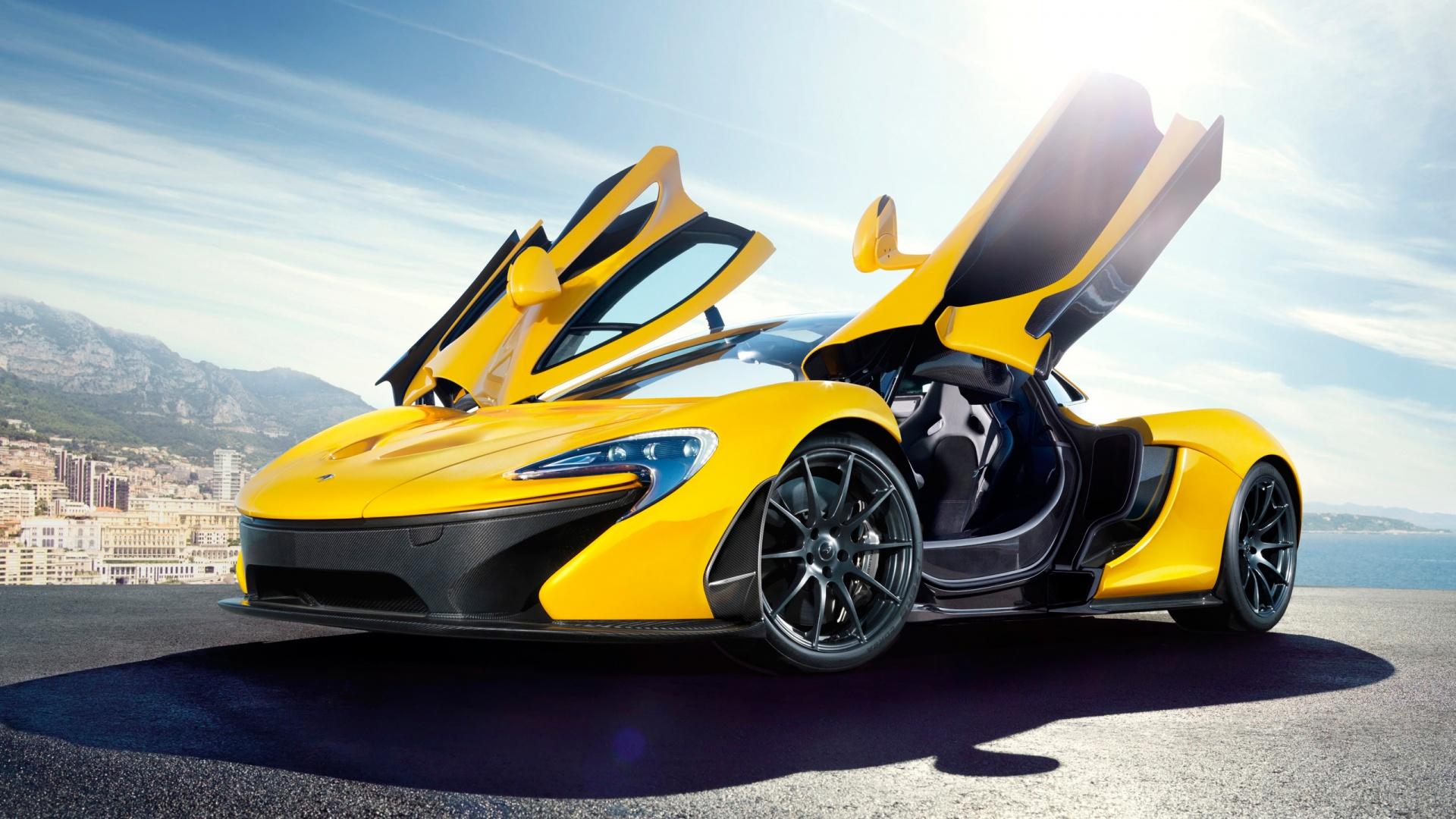 Darleen & Gregg: McLaren Flight