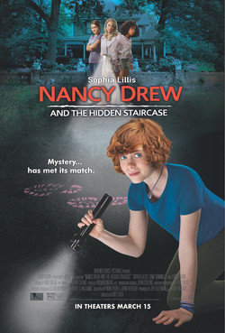 Nancy Drew, and the Hidden Staircase
