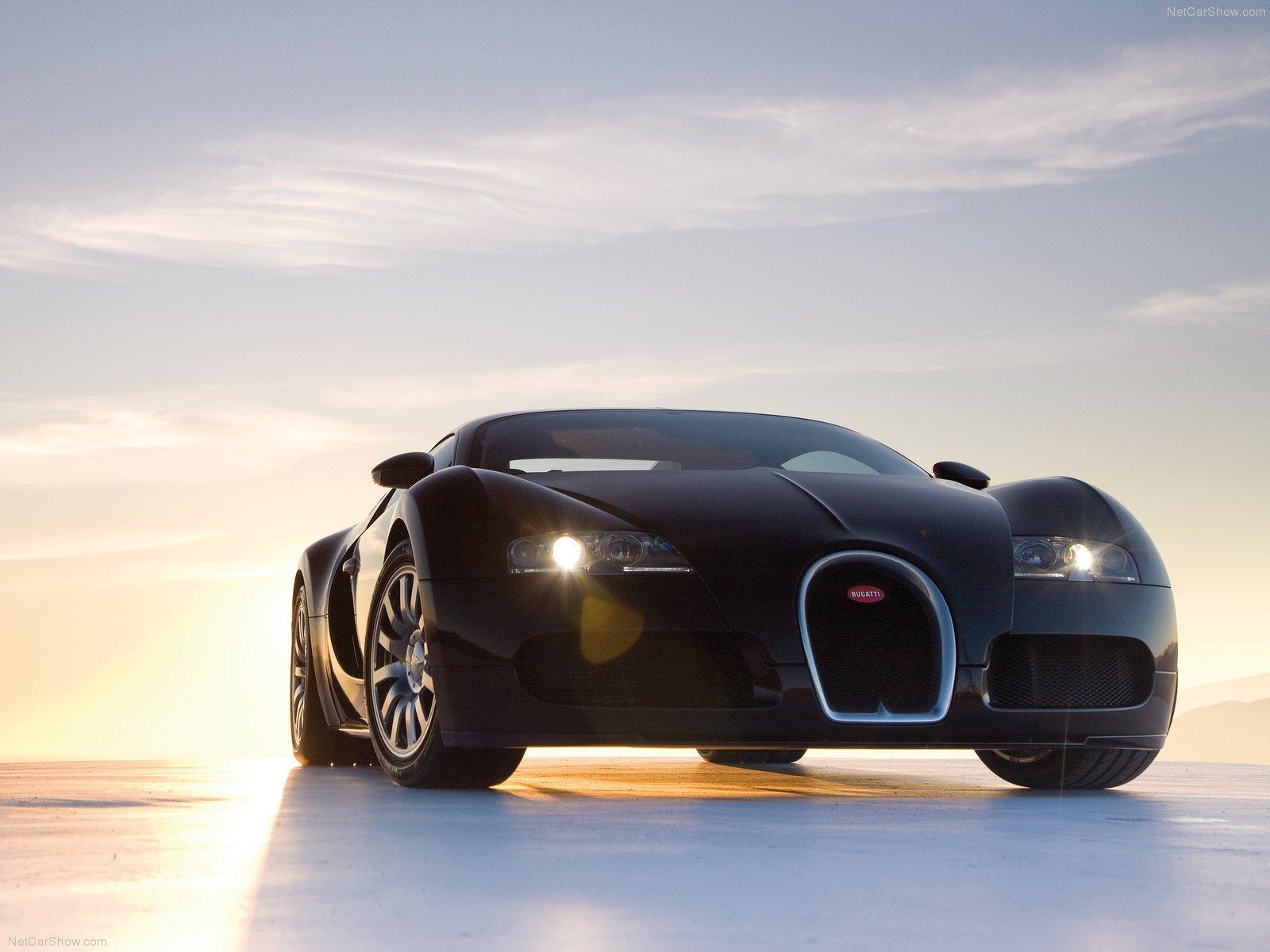 Darleen & Gregg: Bugatti Sunrise