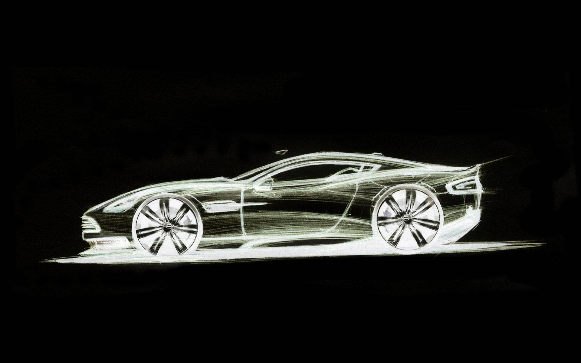 Darleen & Gregg: Aston Martin Draw