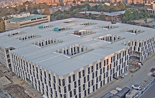 GLOBE MODULAR - Government Office Complex