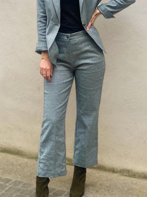 Pantalon Zhelda Gris