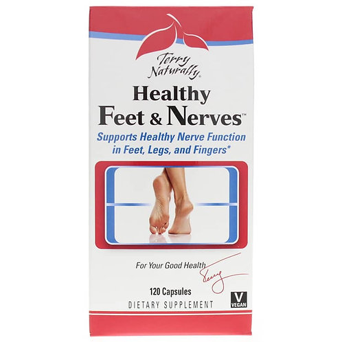 Healthy Feet & Nerves® by Terry Naturally