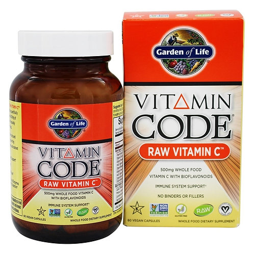 Vitamin Code Raw Vitamin C by Garden of Life