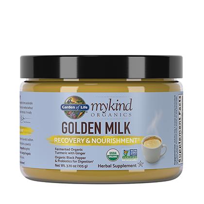 mykind Organics Golden Milk by Garden of Life