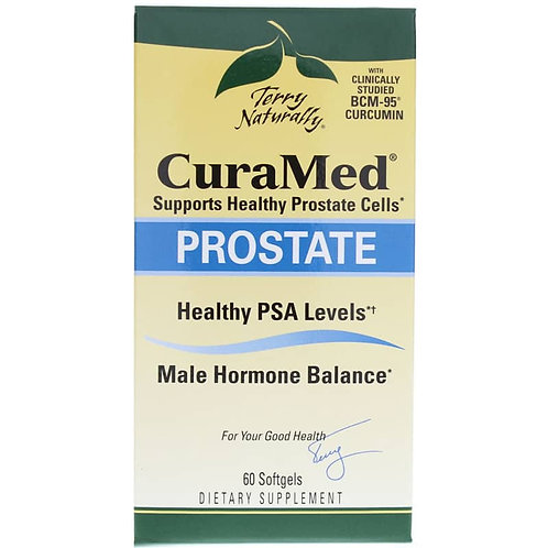 Curamed® Prostate by Terry Naturally