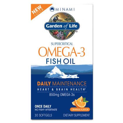 Minami Omega-3 Fish Oil by Garden of Life