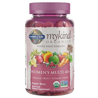 mykind Organics Women's Multi Vitamin 40+ Gummies