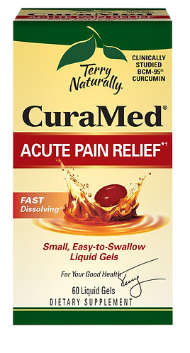 CuraMed Acute Pain Relief by Terry Naturally