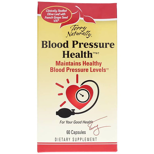 Blood Pressure Health by Terry Naturally®