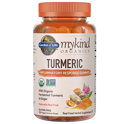 mykind Organics Turmeric Gummies