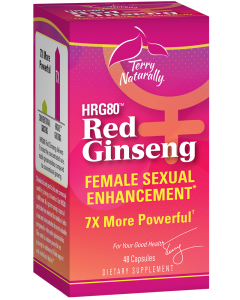 Red Ginseng Female Sexual Enhancement by Terry Naturally